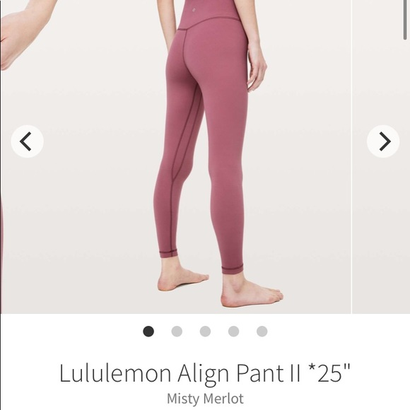 Lululemon Athletica Pants Jumpsuits Iso Size Swap For Sale Poshmark